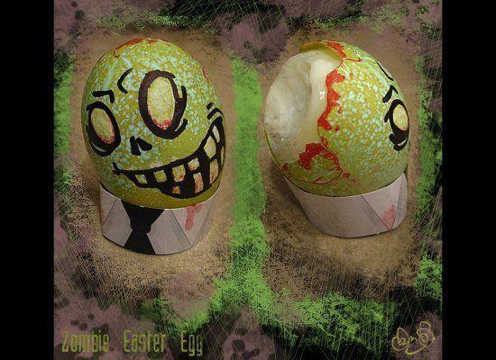 Zombie Egg!