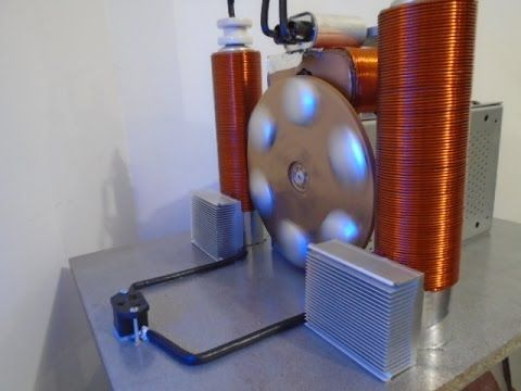 2a9b54b53c1 Generador de energía infinito 220V - Explicando más este truco. - YouTube