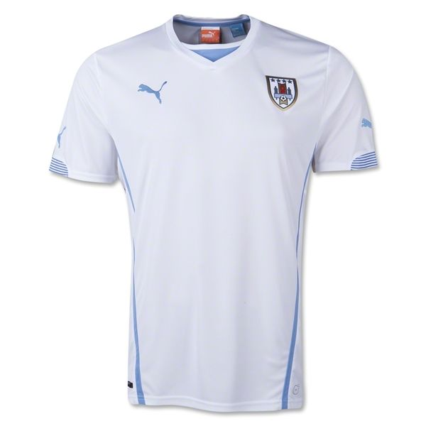36eecfbd3d1 On the The Uruguay Kids (Boys Youth) Away Jersey is Now in Stock at Soccer  Box ... Miroslav Klose 11 Home Soccer Jersey 2014 FIFA World Cup Germany ...