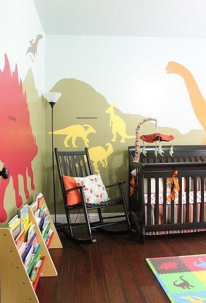 Diy Dinosaur Themed Nursery
