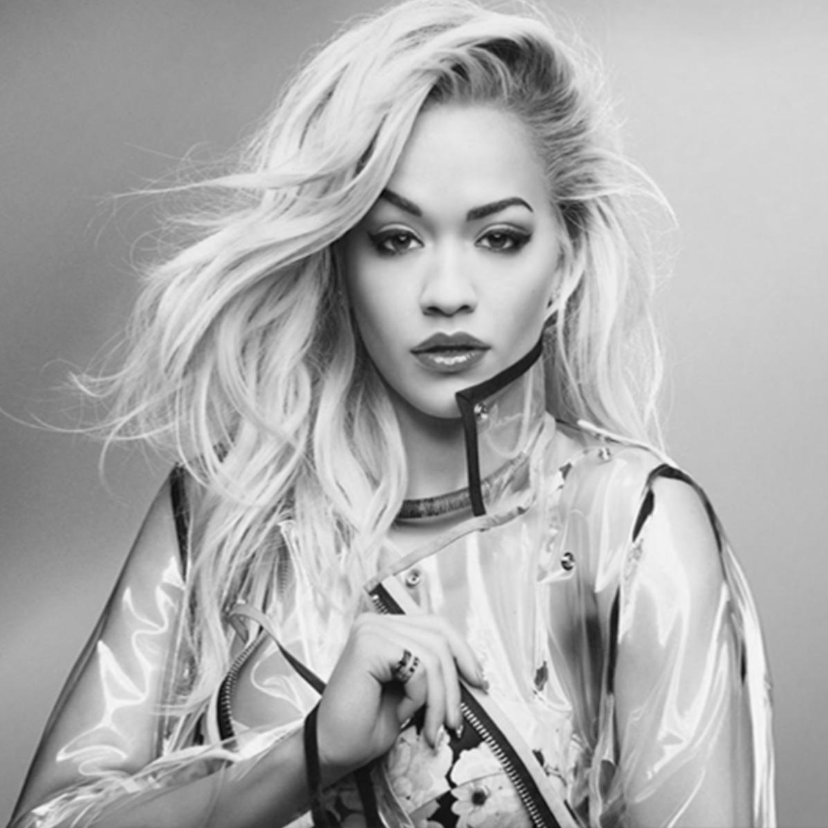Rita Ora photoshoot