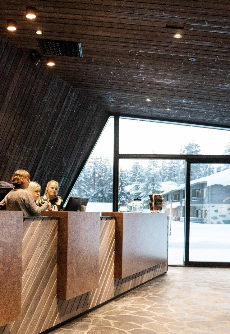 A stay at Design Hotel Levi in Finnish Lapland These