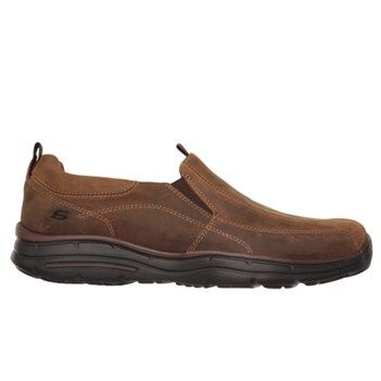 Men's Glides Docklands Memory Foam Relaxed Fit Slip On