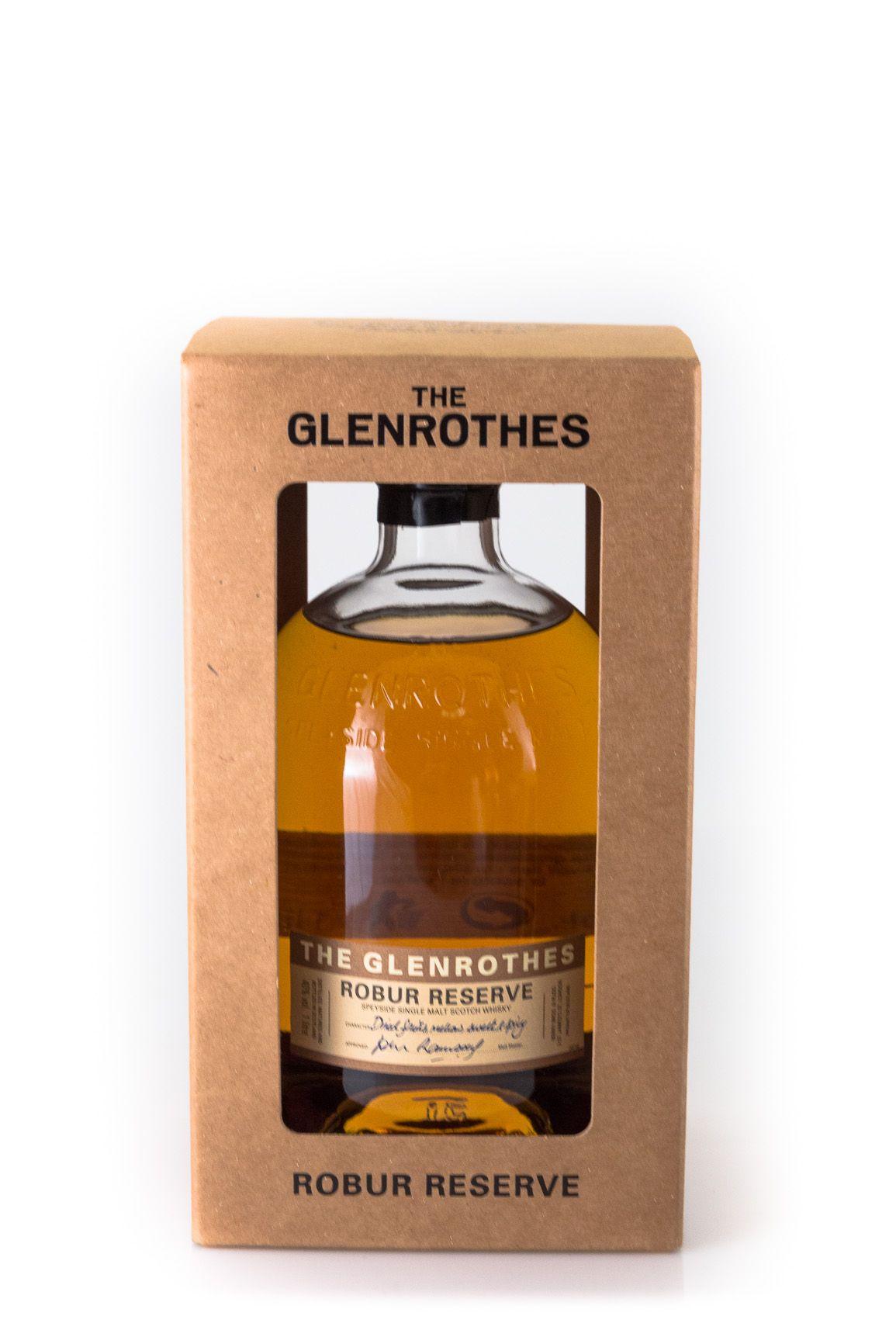 Name: The Glenrothes Robur Réserve Speyside Single Malt Scotch ...