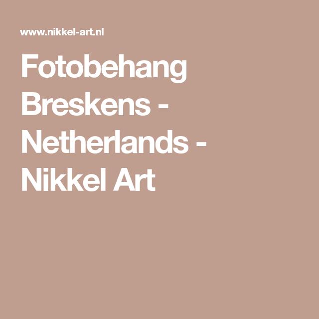 Fotobehang Nikkel Art.Fotobehang Breskens Netherlands Nikkel Art Zeekraal