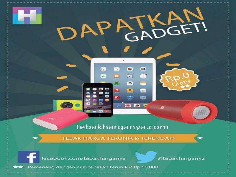 Kuis Tebak Harganya Berhadiah Iphone 6 64gb Space Gray Kuis Gadget Hadiah