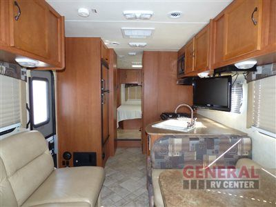 Used 2013 Coachmen Rv Freelander 28qb Ford 450 Motor Home Class C