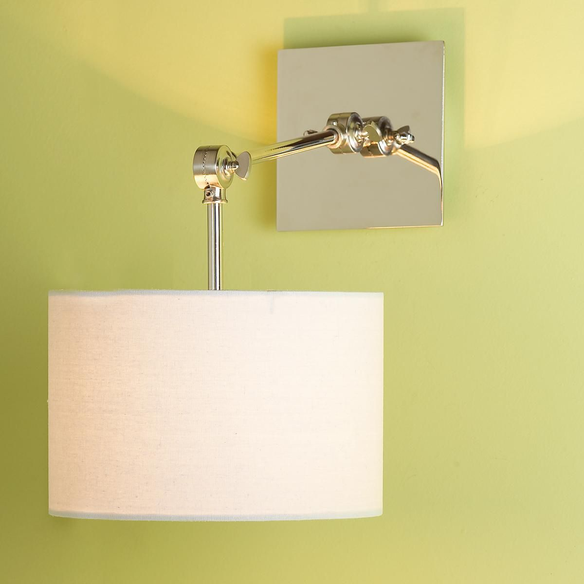 Modern Swing Arm Wall Lamp Modern Functions Swing Arm Wall Sconce Shades Of Light