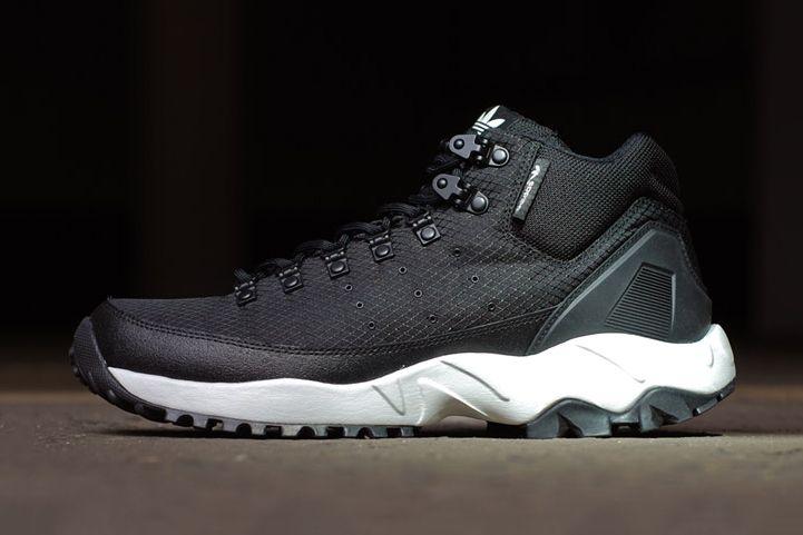 activación Valiente otro  adidas Torsion Trail Mid Night Black | Adidas torsion, Sneakers, Sneaker  magazine