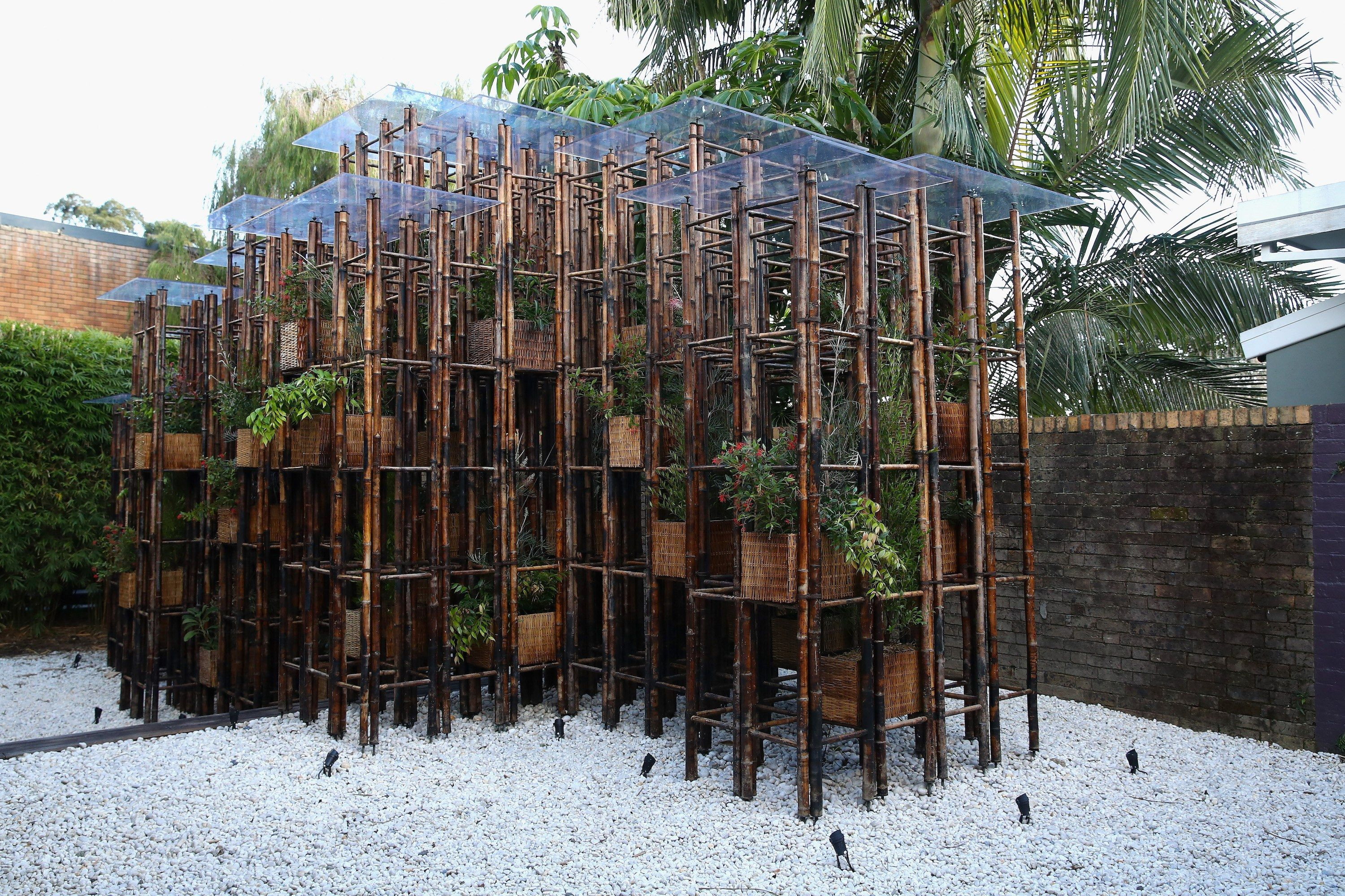 7 Of The Most Beautiful Bamboo Structures In The World