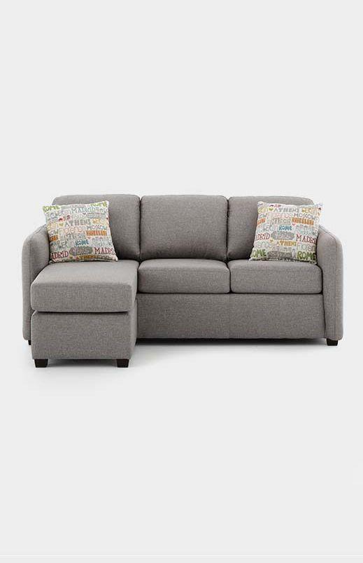 divan lit gris cadeau pour stef grey sectional sofa sofa bed et sofa. Black Bedroom Furniture Sets. Home Design Ideas