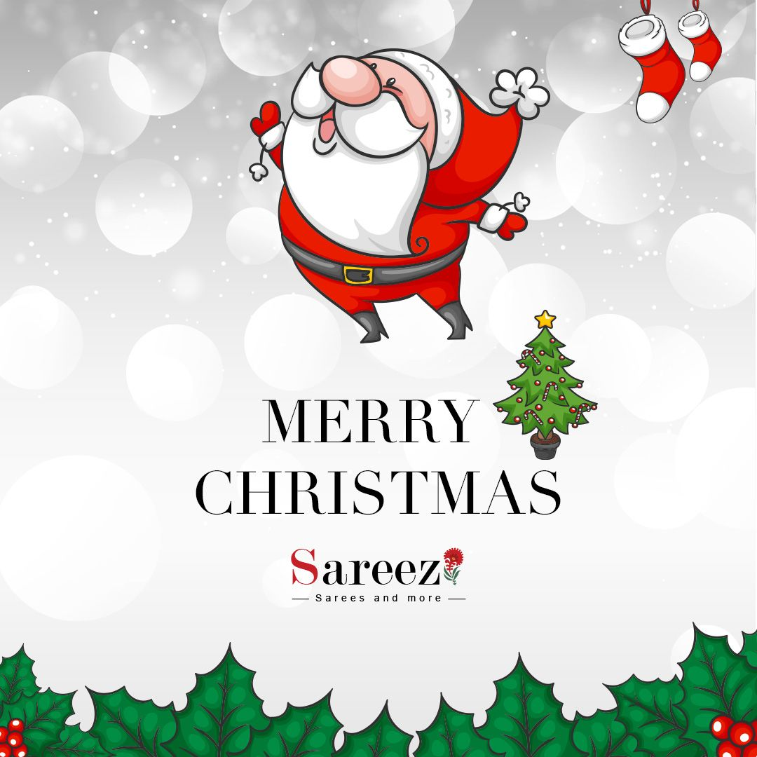 Merry #Christmas #Lovesareez | Greetings From Sareez.com | Pinterest ...