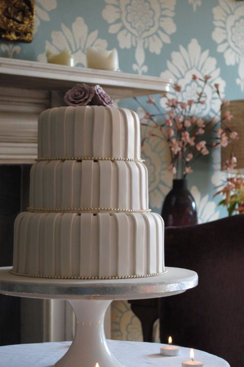 Find your perfect wedding cake with The Cake Shop