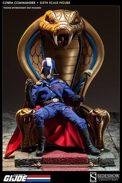 3d King Cobra Snake Wallpaper Teksushi Gi Joe Cobra Commander 1 6th Scale Kick Ass