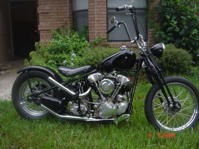 1938 Harley Davidson El Knucklehead Pictures Knuckleheads