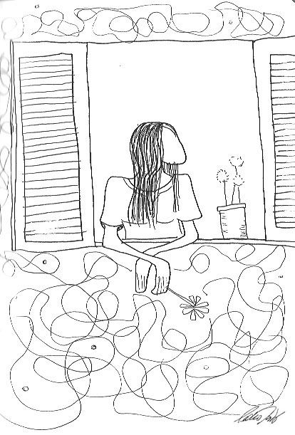 A espera - by Pedro Tati