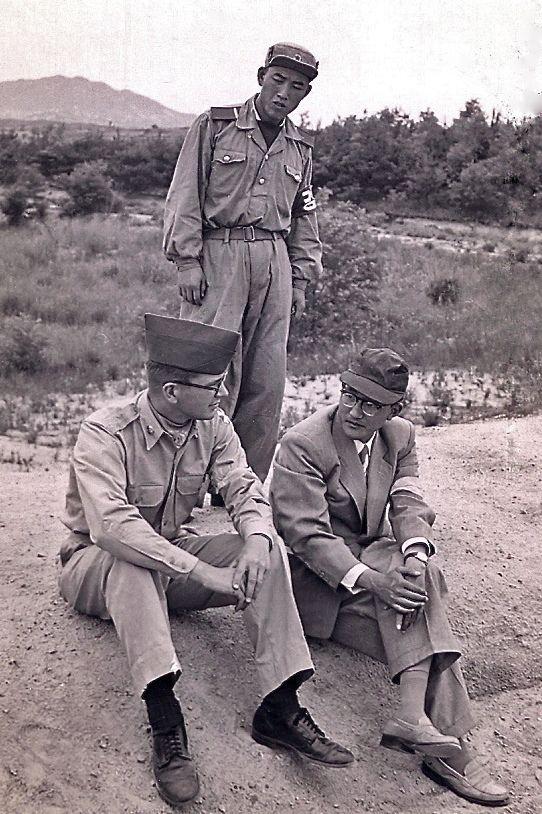 1957 Panmunjom Korea Korean War Korea War Veterans