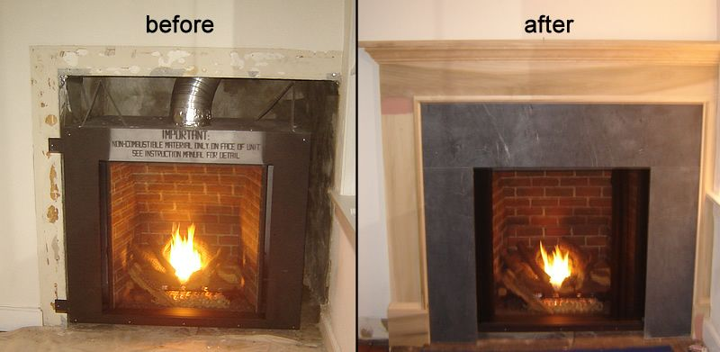 Fireplace Repair Rebuilding Company With Images Fireplace Fireplace Tile Surround Fireplace Tile