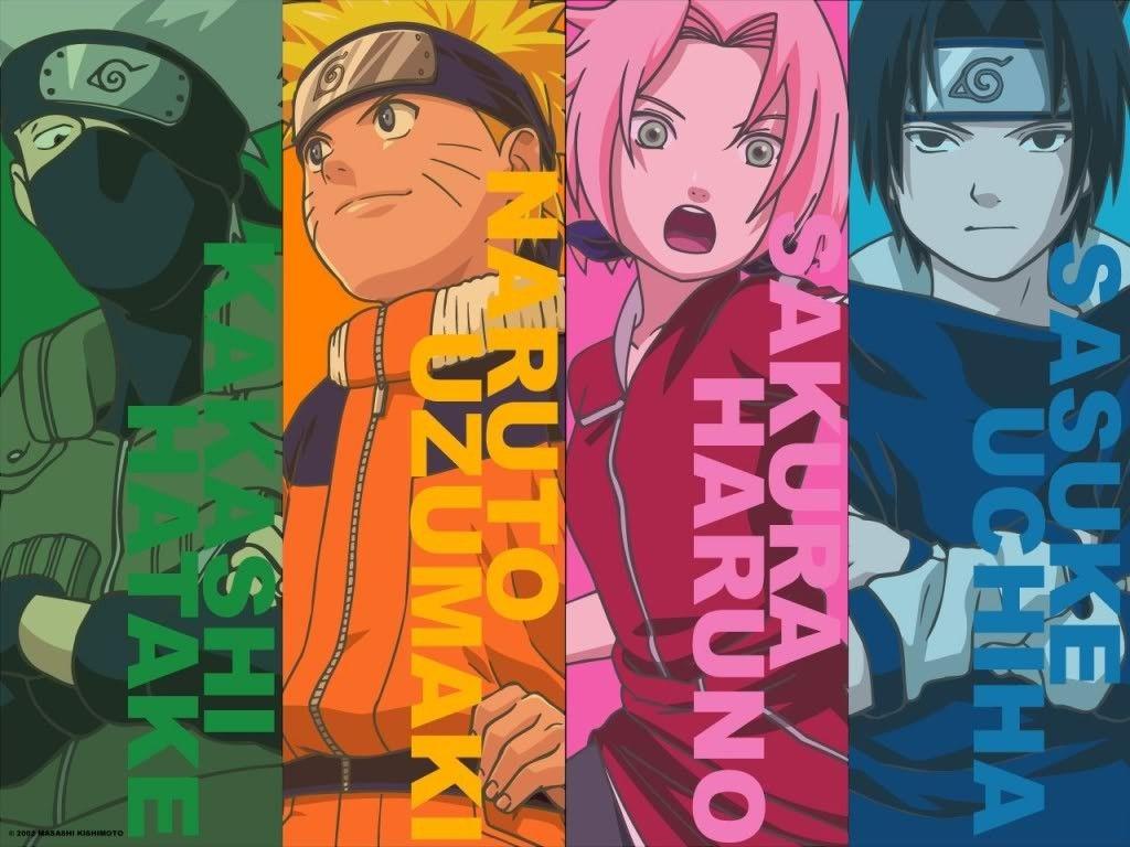 Naruto Shippuuden Anime Hatake Kakashi Uzumaki Naruto Haruno Sakura Uchiha Sasuke Panels Wallpape Sakura And Sasuke Naruto Sasuke Sakura Naruto Wallpaper