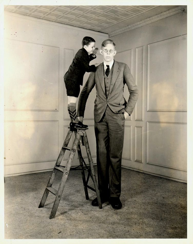 Robert Pershing Wadlow Otb Pinterest Tall Guys Tall People
