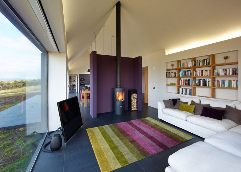Dualchas Architects in Colbost (Scotland)