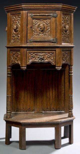 16th Century Dresser Flanders Medieval Furniture Renaissance Furniture Gothic Furniture
