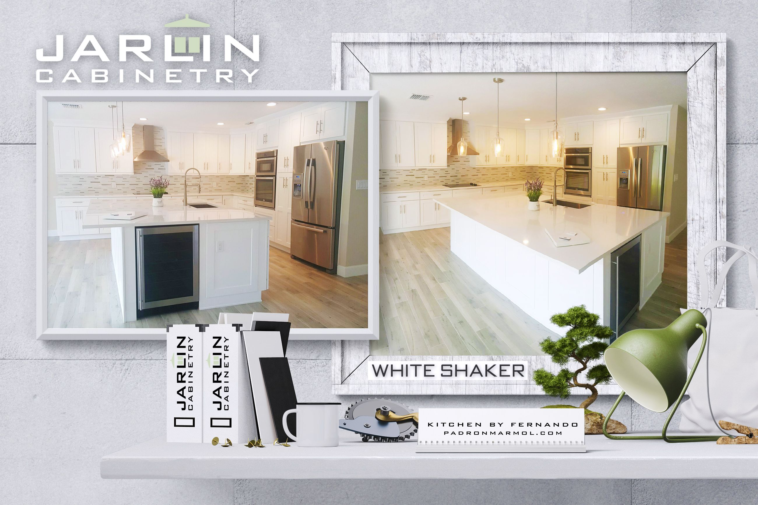 Best Breathtaking White Shaker Cabinets Are The Stars Of This 400 x 300