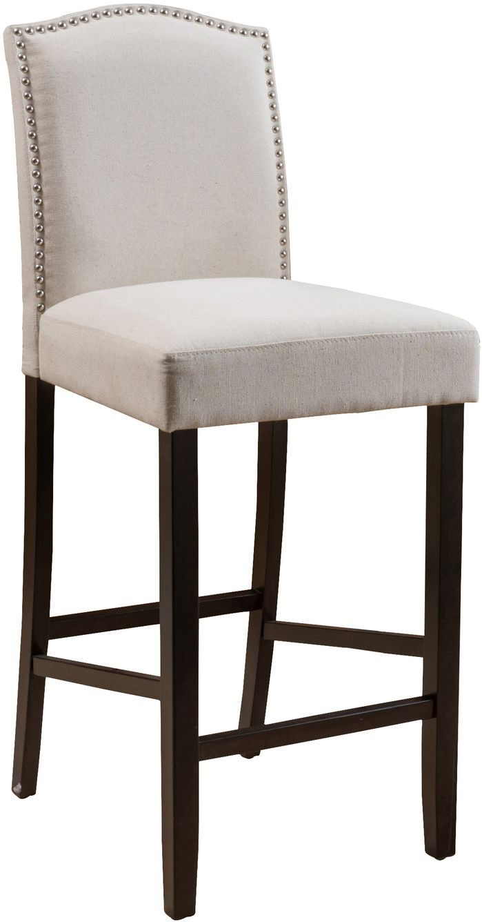 Nicholas 30 Quot Bar Stool With Cushion Set Of 2 Beautiful