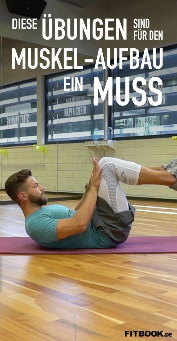 Fitnesstraining Muskelaufbau
