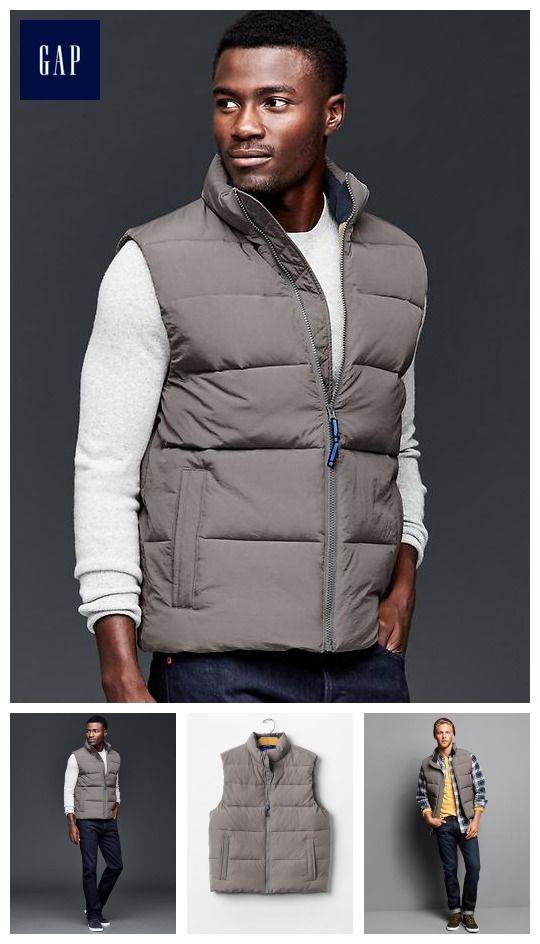 PrimaLoft® quilted vest