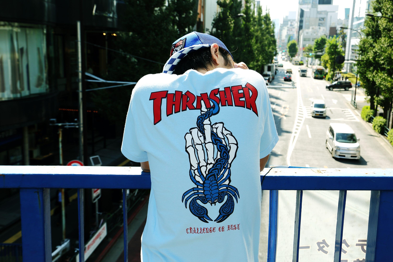 TH_MODEL1 Thrasher, Fashion, Fashion branding