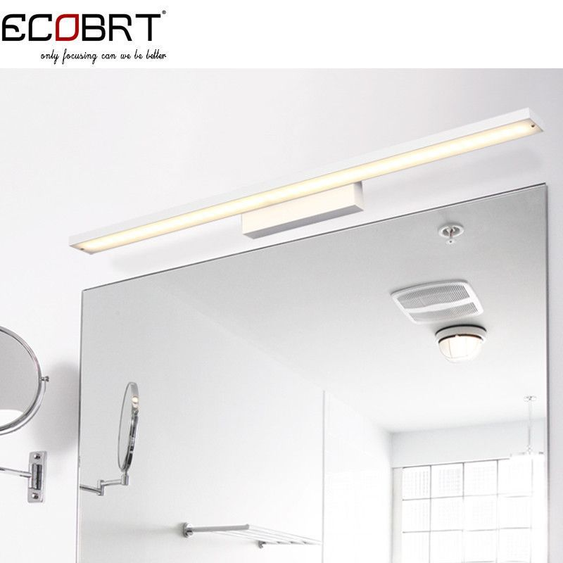 Modern 100cm Long 24w Luminaria Aluminum Led Wall Sconces Lamps 85