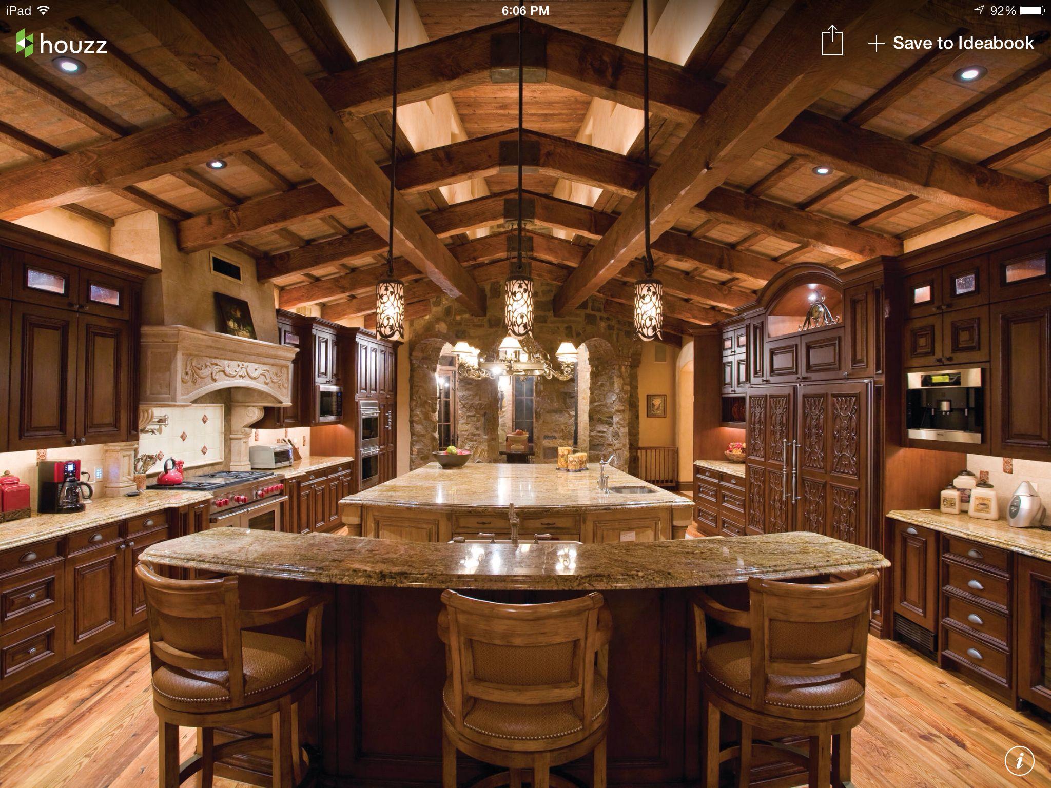 Mi Cocina Mi Cocina Es Muy Grande Cocinas De Lujo Cocinas