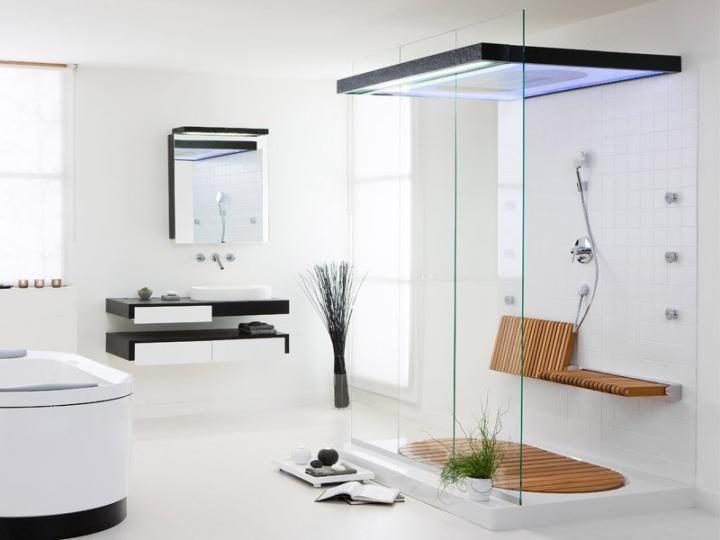 Bathroom Decoration With Italian Showers U2013 Of Roman Origin, The Italian  Shower Is One Of Part 52