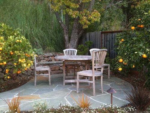 small patio garden ideas  garden home, Patio/