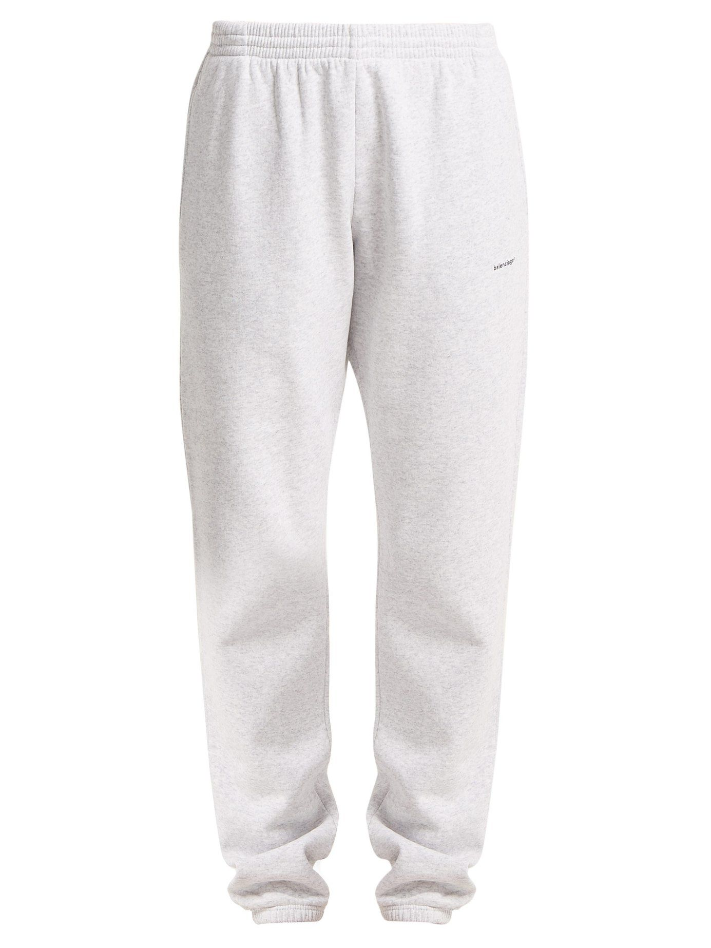 53c8b055f580c4 Copyright logo track pants | Balenciaga | MATCHESFASHION.COM | 99 in ...