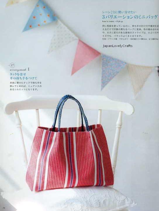 Kamakura Swany Bag Pouch Japanese Sewing Pattern Book B1126 24 80 Via Etsy Japanese Sewing Patterns Japanese Sewing Sewing Pattern Book