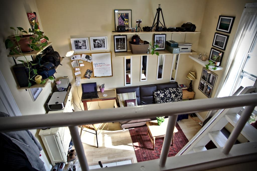Apartment in toronto canada a 3rd floor microstudio