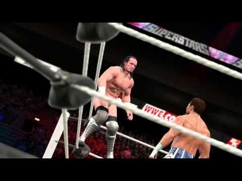 WWE 2K - Cacth multijoueur - http://www.android-logiciels.fr/listing/wwe-2k-cacth-multijoueur/