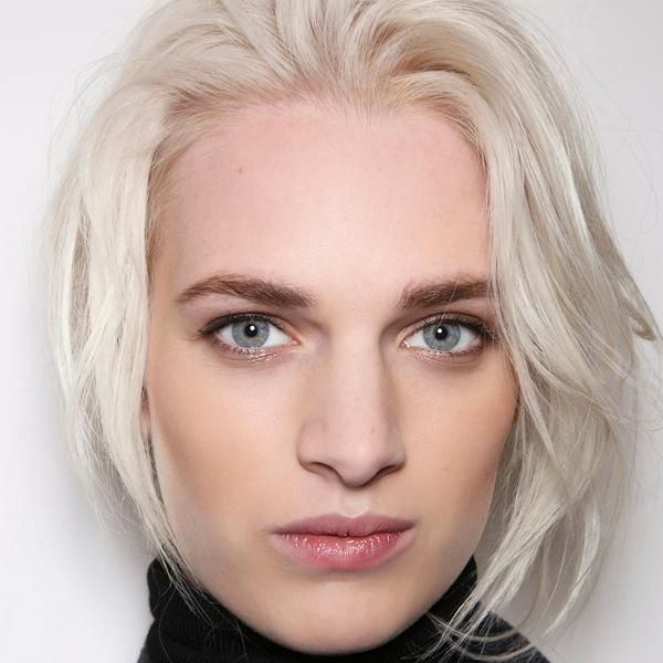 The top models with platinum blond hair - Elle Canada