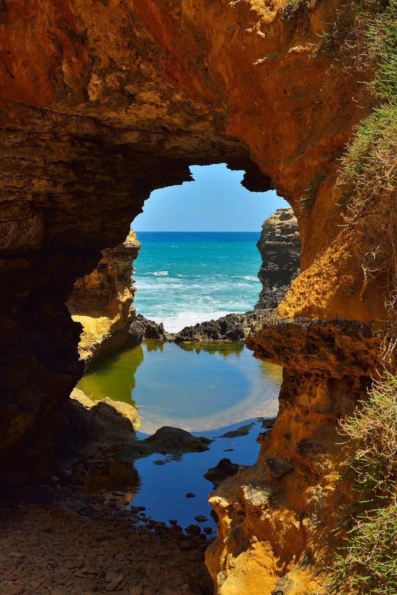 Ocean View By Radius Images At Victoria Australia