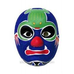 couleurs harmonieuses acheter pas cher nouveau style de Masque chinois d'opéra | Chinois, Masque et Papier peint chinois