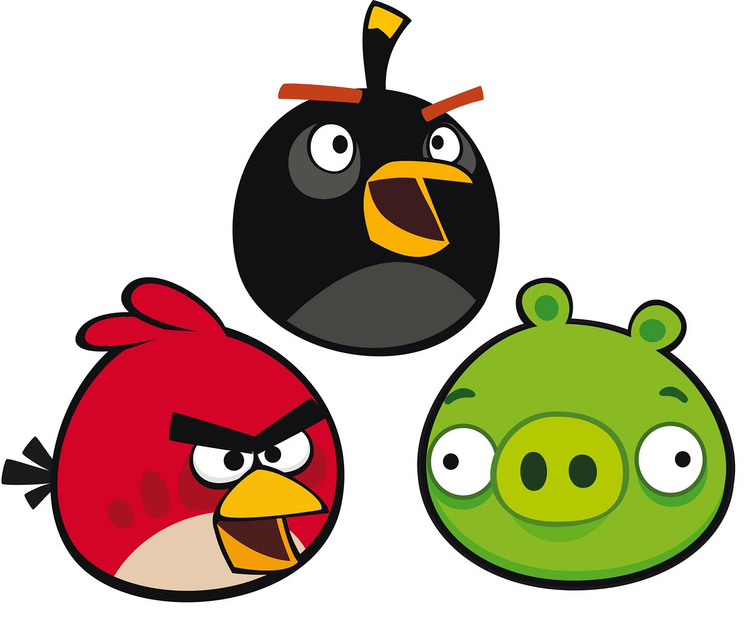 Angry Birds All Characters