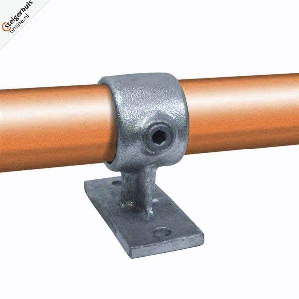 Buiskoppeling - Leuningdrager - 33,7mm