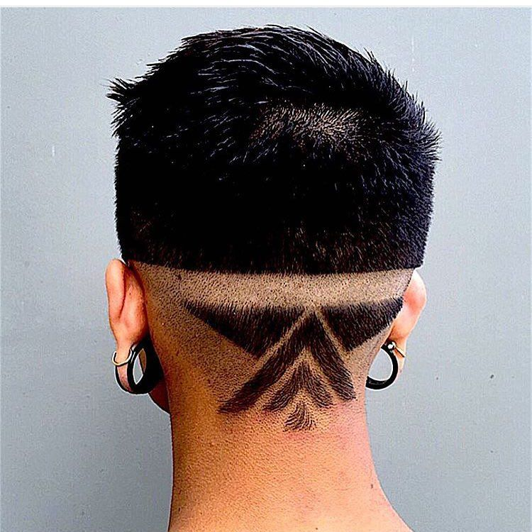 Modern Salon Magazine On Instagram Cool Tribal Men S Design Johnny Spanakos Mensgrooming Menshair Modernsalon U Hair Tattoos Top Hairstyles Hair Designs