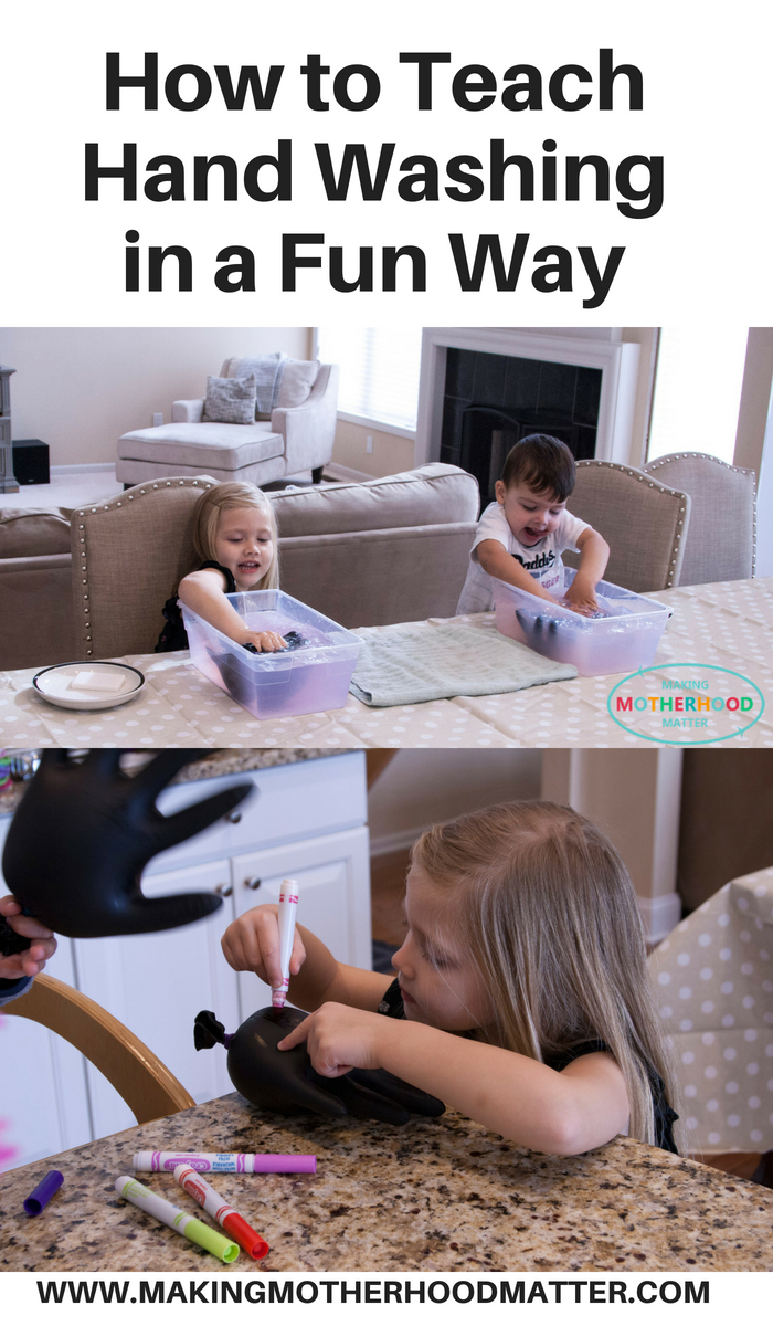 The Best Ways To Teach Hand Washing For Kids Activities For Kids