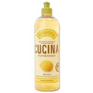 CUCINA Dish #Detergents - 16.9 fl. oz. - #Ginger & Sicilian Lemon ...