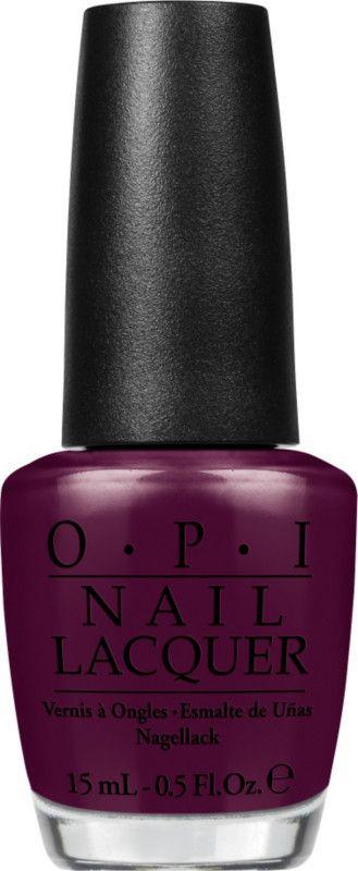 OPI San Francisco Nail Lacquer Collection