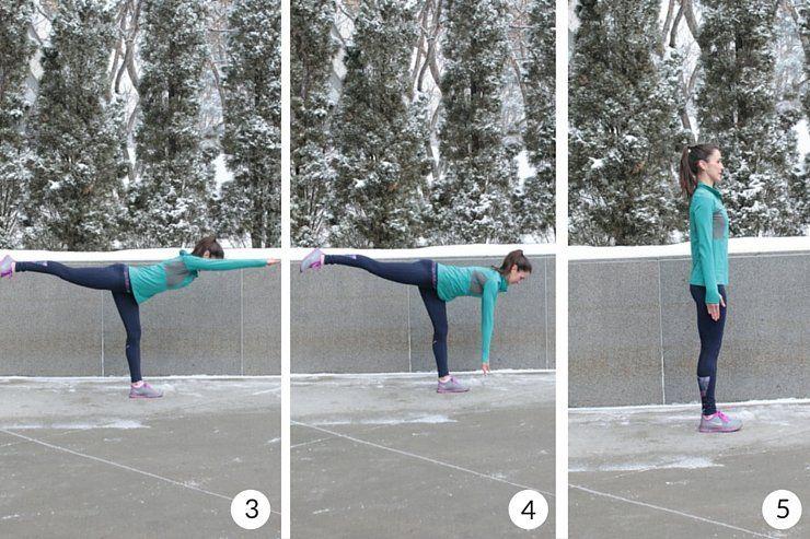 Balance and Agility Workout