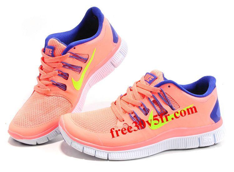 Woman's Nike Running Free Run
